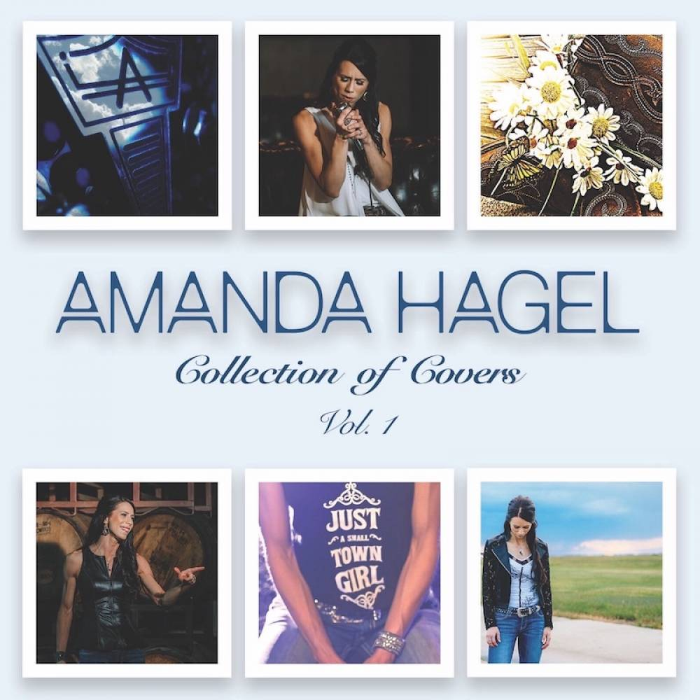 Amanda's Collection of Covers Vol.1 Album is now available!